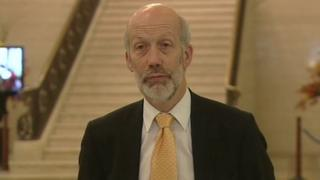 Northern Ireland Justice Minister David Ford