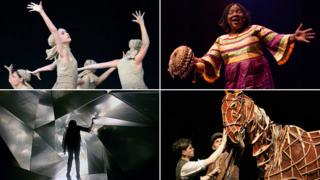 Ballet, music, theatre and arts images