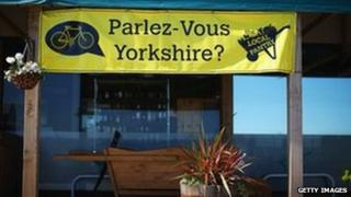 Yorkshire adapts to Le Tour