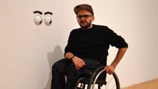 Ryan Gander with Magnus Opus at Manchester Art Gallery