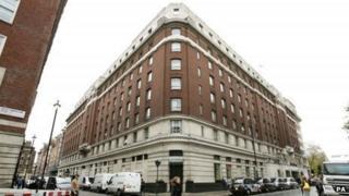 The Cumberland Hotel
