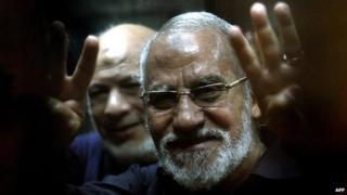 Mohammed Badie, 8 May