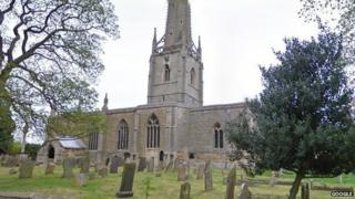 St Vincent's Church, in Caythorpe, Lincolnshire