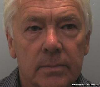 Malcolm Blood was found guilty of 18 sex offences at Warwick Crown Court after a six-day trial.