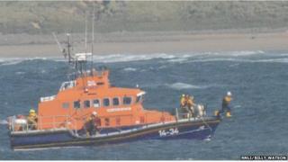 Fraserburgh lifeboat