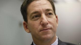 Glenn Greenwald appeared in Hong Kong on 10 June 2013