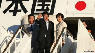 Chinese media criticise Japanese PM Shinzo Abe for his Australia visit