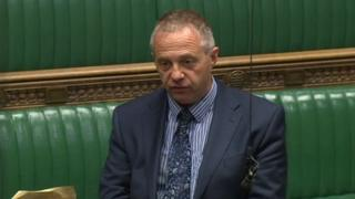 John Mann in the House of Commons