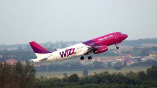 Wizz Air aircraft