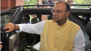 Media are both full of praise and criticism for Finance Minister Arun Jaitley