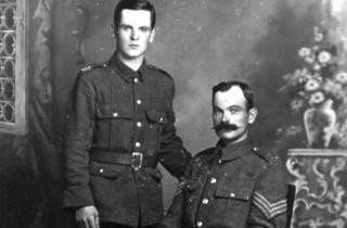 Reginald and William Pritchard