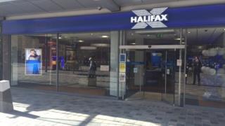 New Halifax branch in Glasgow