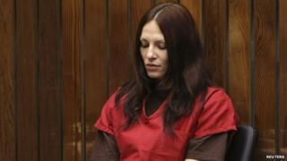 Alix Tichelman appears in court on 16 July 2014