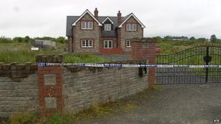 The brothers were found at a house in Banada, Tourlestrane in Tubbercurry and police have cordoned off the scene