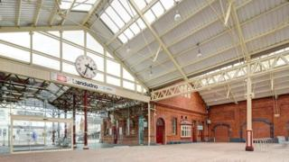 Llandudno train station