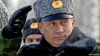 Putin 2004