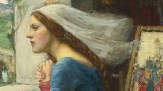 Fair Rosamond by John William Waterhouse