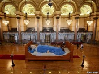 'Sleeping' giant in Liverpool