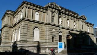 The Kunstmuseum in the Swiss capital of Bern