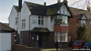 Robin Pope worked at Monkmoor Dental Surgery in Shrewsbury.