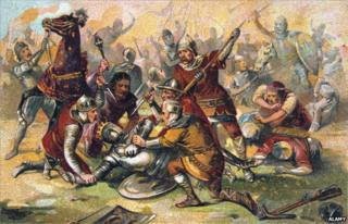 The Battle of Bouvines