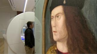 Richard III visitors centre