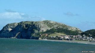 Little Orme headland