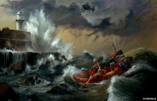 Dangerous Waters by PJ Boville