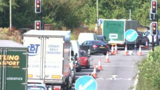Traffic in Oxford