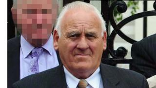 68-year-old Oswald Bradley who drowned in Bessbrook Pond