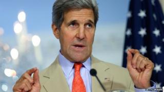 John Kerry wants to improve Delhi-Washington ties, papers say