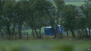 The man's body was discovered in a field in County Meath on Wednesday