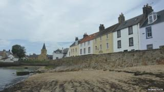 houses in Anstruther