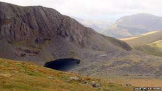 Llyn Du'r Arddu, Snowdonia