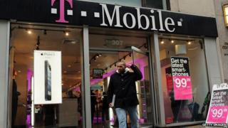 T-mobile in New York