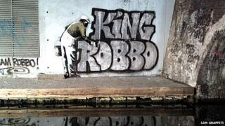 King Robbo artwork