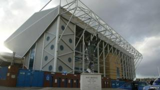 Elland Road stadium
