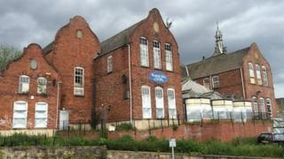 Windmill Hills former school and care home