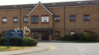 Cygnet psychiatric hospital in Bierley Lane, Bradford