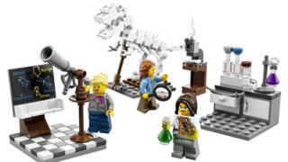 The new female friendly Lego range