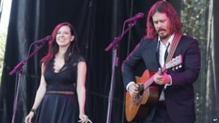 Joy Williams and John Paul White, formerly of The Civil Wars