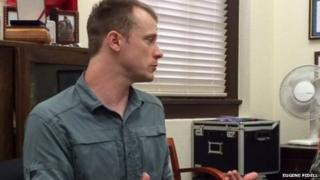Photo of Sgt Bowe Bergdahl 5 August 2014