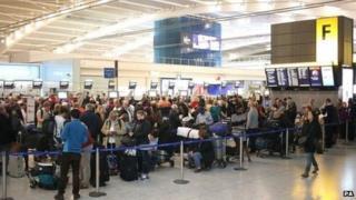 Heathrow's terminal 5