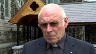 Monsignor Aidan Hamill