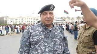 Photo of Colonel Muhammad Suwaysi, taken from official facebook page of NSD-T
