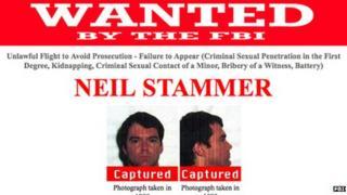 FBI wanted poster