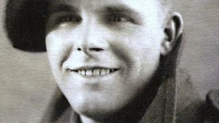 Lance Corporal John Thomas Saunders