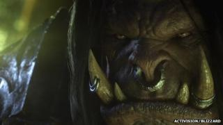 Warlords cinematic