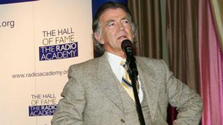 Gerry Anderson was inducted into the UK Radio Hall of Fame in 2005