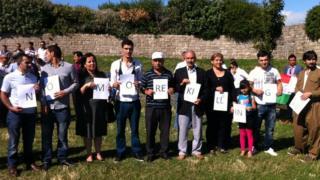 Kurdish community in Portsmouth